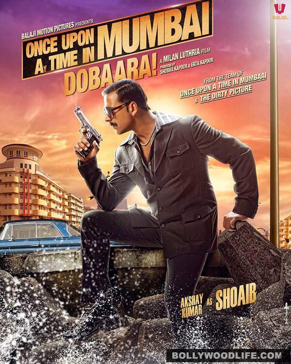Once Upon A Time In Mumbai Dobaara movie review: Just another gloomy and mindless gangster flick!