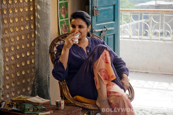 What is Parineeti Chopra addicted to?