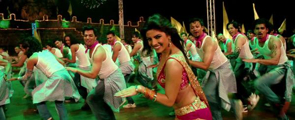 Zanjeer new song Pinky: Priyanka Chopra is quite thanda in this item number!