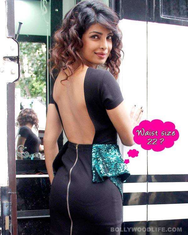 Why is Priyanka Chopra so thin?