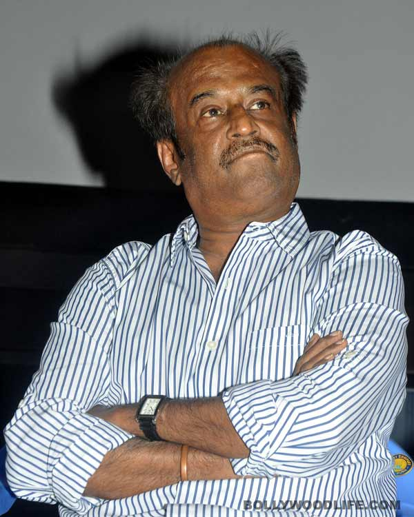 Rajinikanth invited for Raja Rani audio launch