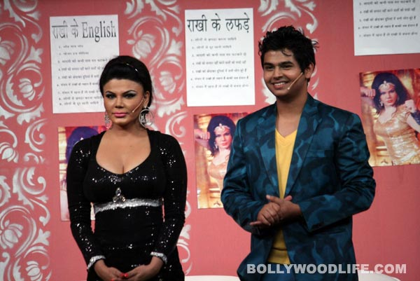 Who shut Rakhi Sawant's motormouth on Comedy Circus Ke Mahabali?