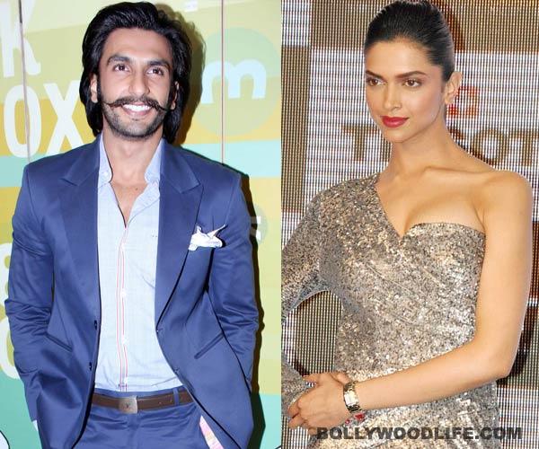 Has Ranveer Singh moved in with Deepika Padukone?