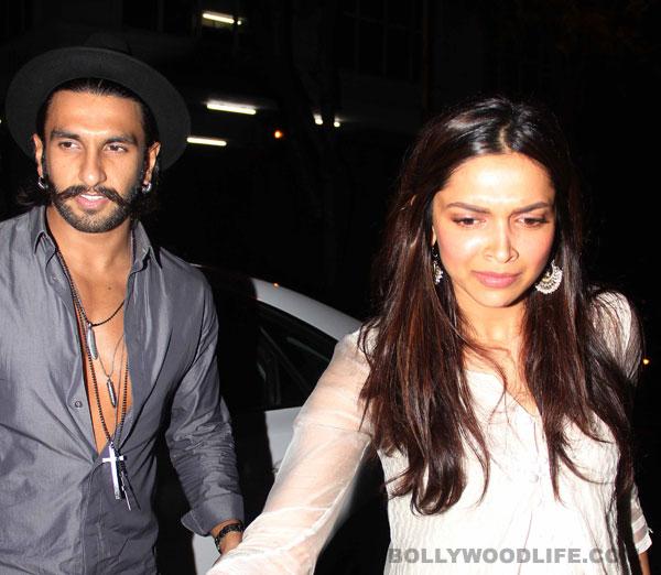 Why is Ranveer Singh miffed with Deepika Padukone?