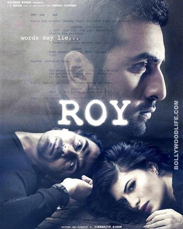 Ranbir Kapoor, Jacqueline Fernandez & Arjun Rampal get intense in Roy: first look