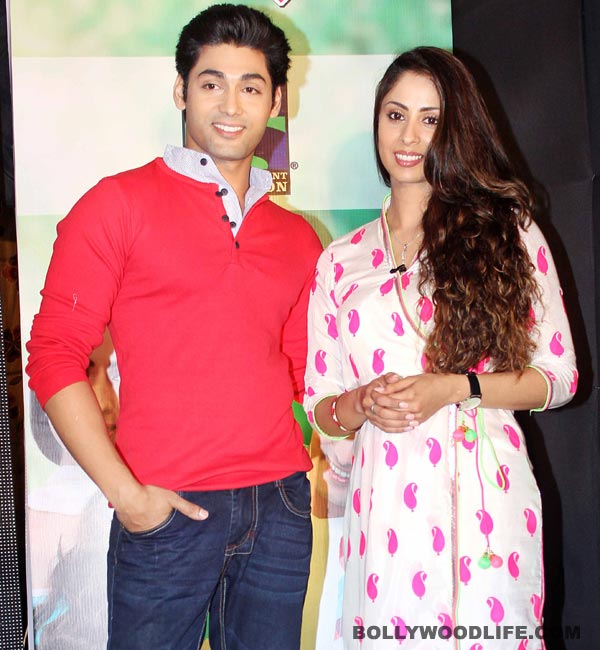 Ruslaan Mumtaz: I can't be very pally with Sangeeta Ghosh!