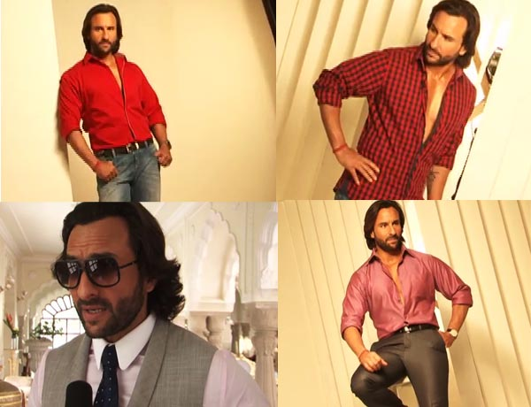 What makes Saif Ali Khan super-stylish?: Watch video