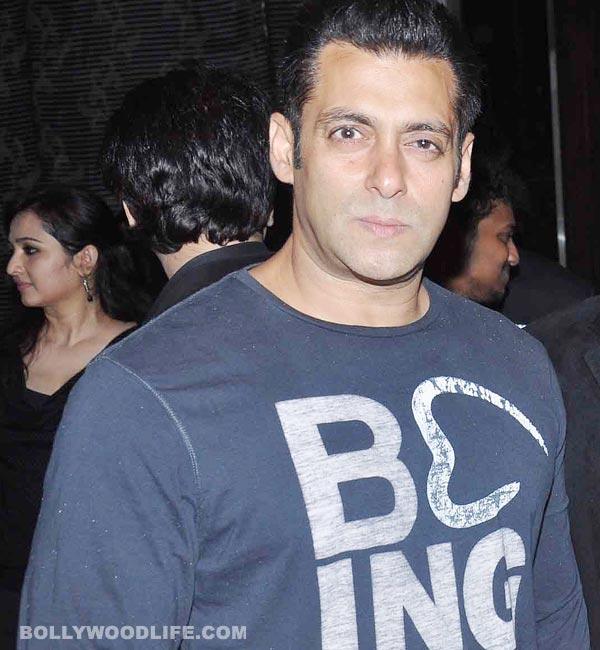 Salman Khan makes a special appearance in Riteish Deshmukh's Marathi film Lai Bhaari!