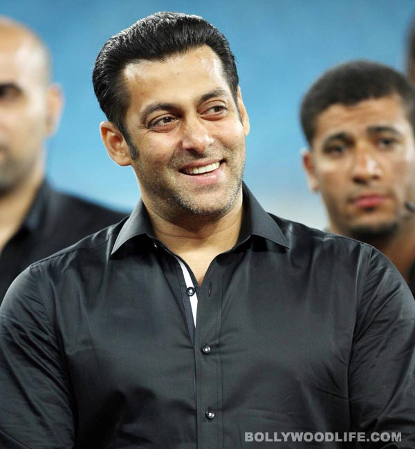 Why is Salman Khan keeping himself busy?