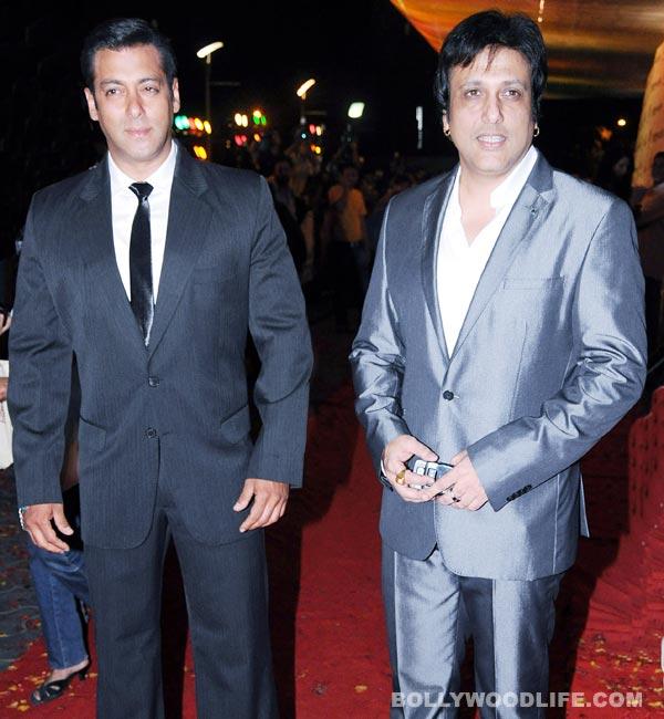 Have Salman Khan and Govinda patched up?