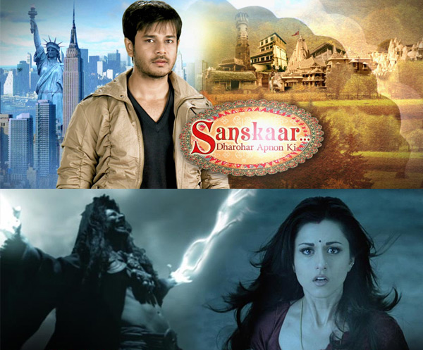 Savitri and Sanskaar...Dharohar Apno Ki to go off air!