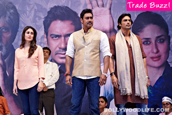 Trade Buzz: Will Prakash Jha's Satyagraha bring about a revolution at the box office?