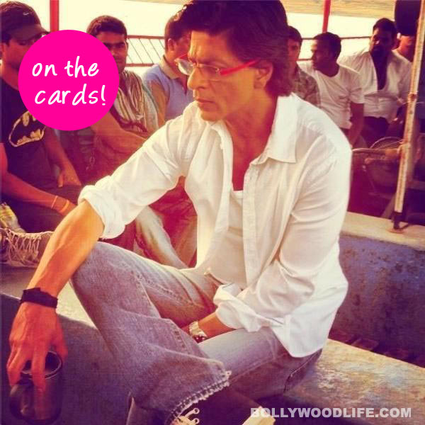 What does Shahrukh Khan and son AbRam's future hold?