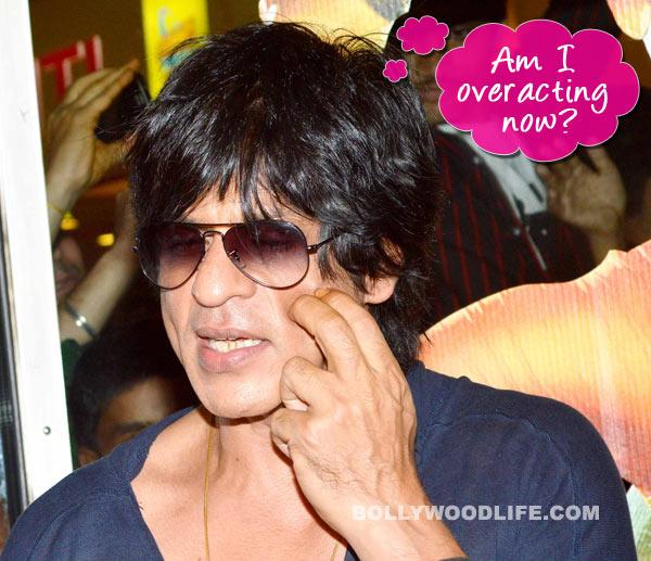 Why has Shahrukh Khan suddenly turned humble?