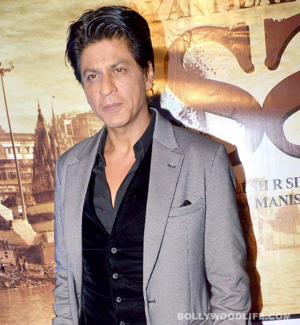 Is Shahrukh Khan attracted only to Oriental women?