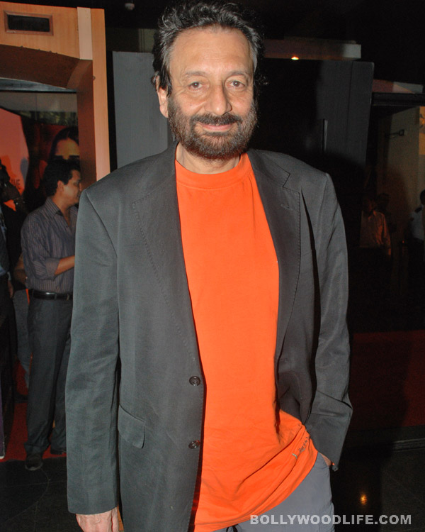 Does Shekhar Kapur intend to starve his actors?