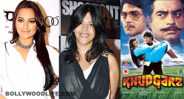 Sonakshi Sinha in Ekta Kapoor's Khudgarz sequel?