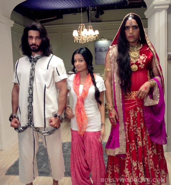 Ek Boond Ishq trailer: Viraf Patel -Vishwajeet Pradhan ...Viraf Patel In Ek Boond Ishq
