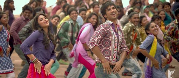 Shuddh Desi Romance title song: Sushant Singh Rajput and Parineeti Chopra's colourful chemistry is engaging!