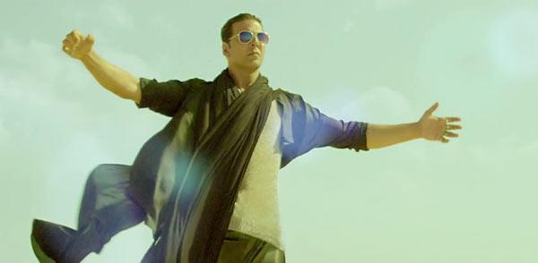 Boss title track: Akshay Kumar ups his antics!