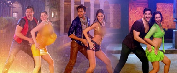 Grand Masti song Tu bhi mood mein: A fun rain dance number!
