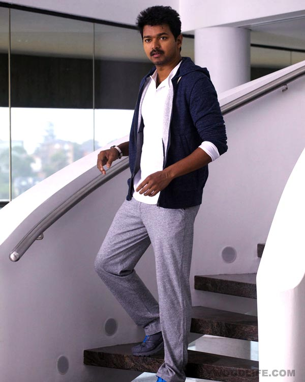 Vijay requests Tamil Nadu CM for Thalaivaa release