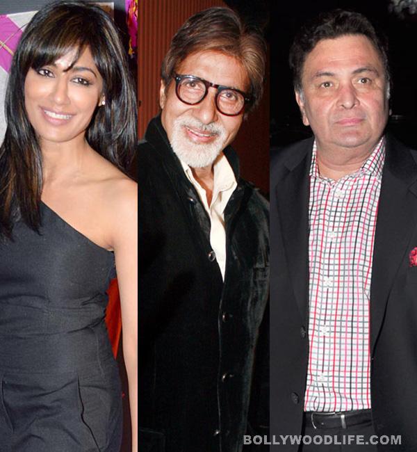 Amitabh Bachchan and Rishi Kapoor to fight over Chitrangda Singh!
