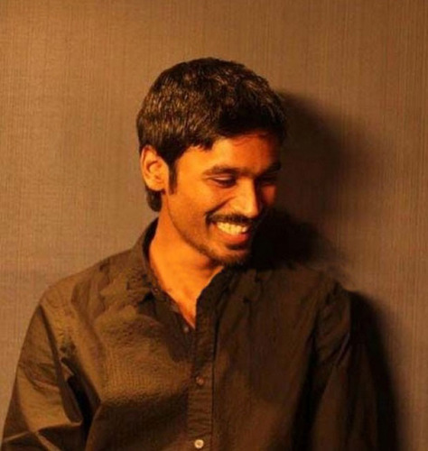 Dhanush now endorses a chewing gum!
