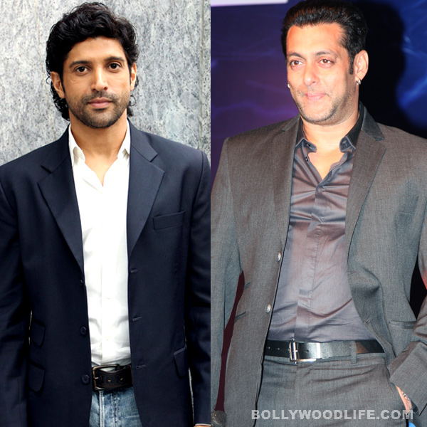 Salman Khan was offered many films by us: Farhan Akhtar