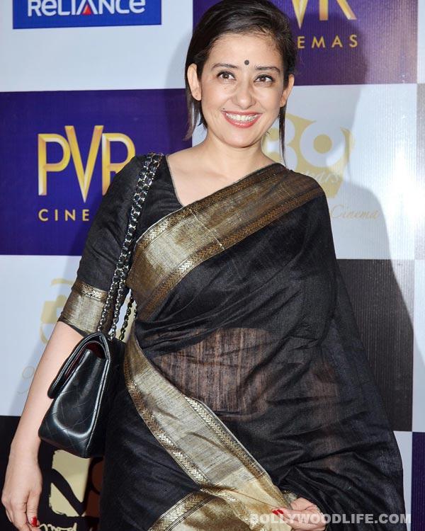 What will Manisha Koirala's comeback film be?