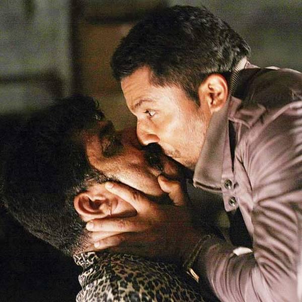Randeep Hooda kisses a man again: see pic as proof!
