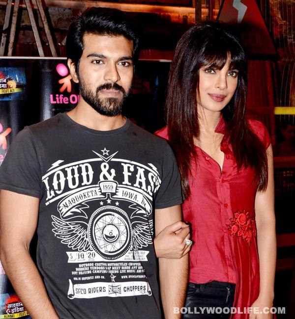 Priyanka Chopra and Ram Charan Teja to host an episode of Savdhaan India