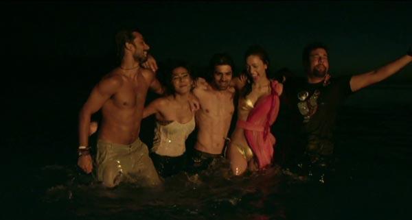 Warning first trailer: Desi version of Open Water 2?