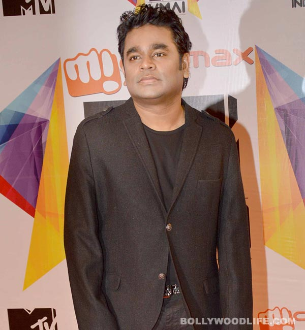 Who will direct AR Rahman's first film?