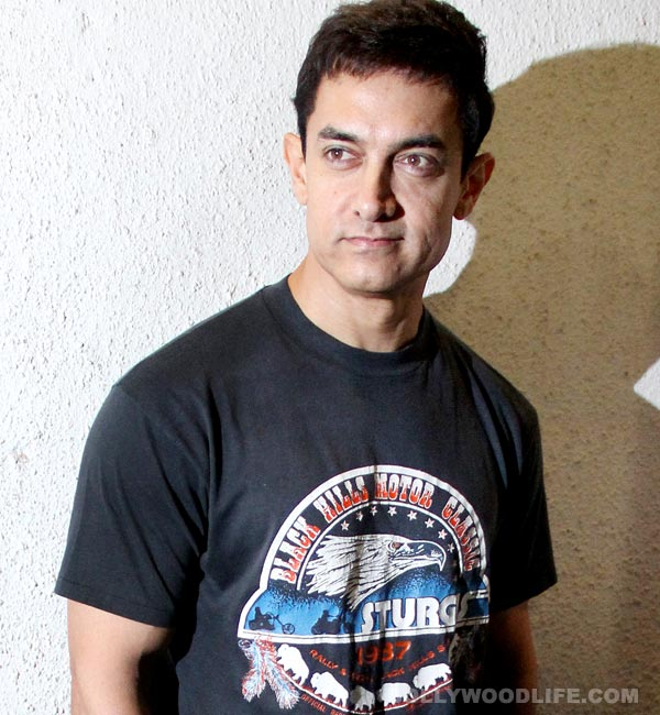 Aamir Khan: I'm not interested in breaking (Shahrukh Khan's) records