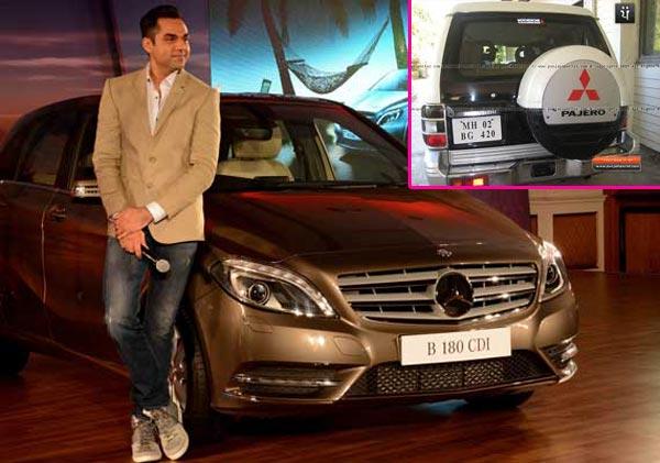 Abhay Deol's Pajero SUV stolen!