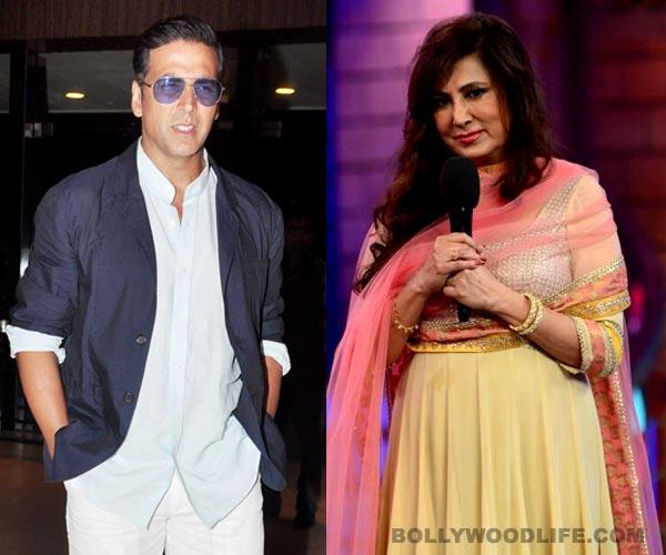 Bigg Boss 7: How did Akshay Kumar evade Anita Advani?
