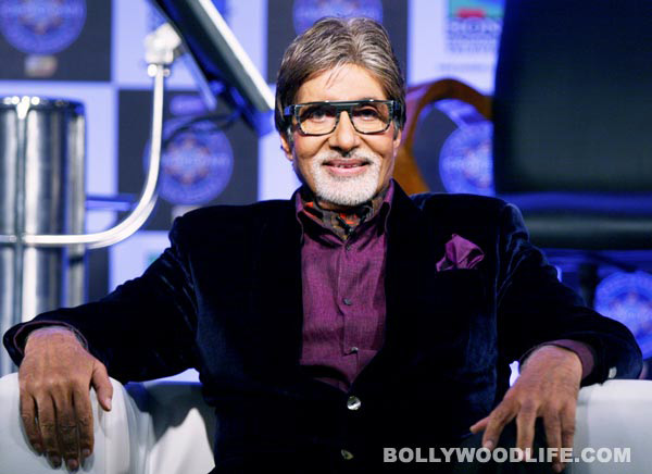 Will Amitabh Bachchan celebrate his birthday with his fans on KBC?