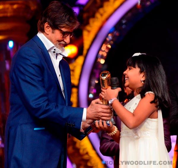 Indian Idol Junior: Priyanka Chopra, Shahid Kapoor & Amitabh Bachchan congratulate Anjana Padmanabhan – view pics!