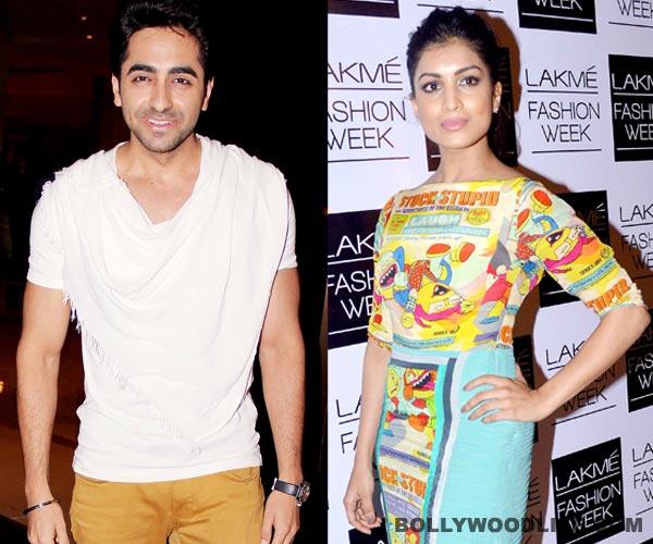 Ayushmann Khurrana to romance Pallavi Sharda?
