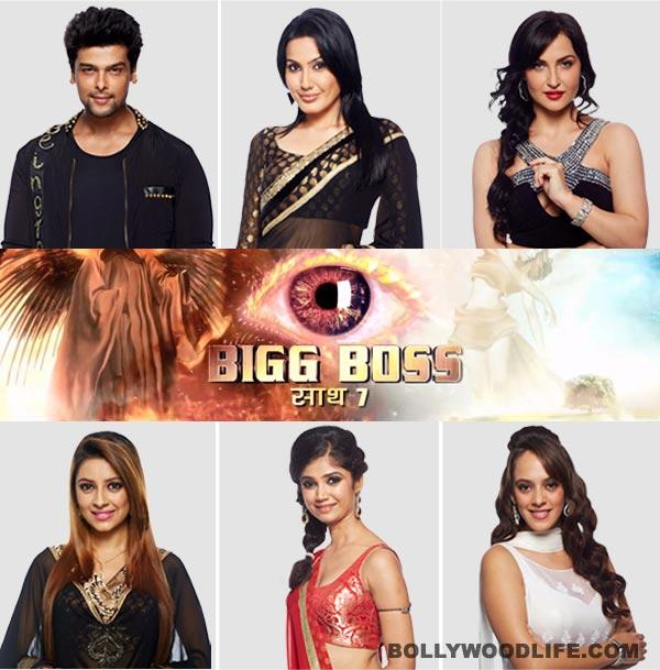 Bigg Boss 7 nominations: Pratyusha Banerjee, Kushal Tandon and Kamya Punjabi nominated