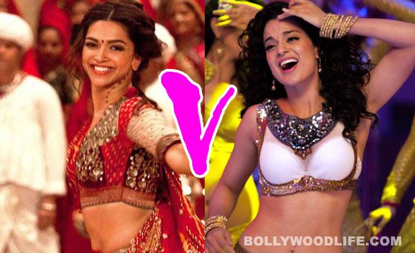 Deepika Padukone's Ram-Leela vs Kangna Ranaut's Rajjo?