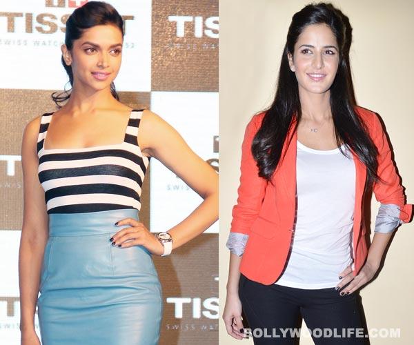 Is Deepika Padukone more desirable than Katrina Kaif?