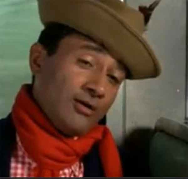 Why did Dev Anand want rebirth?