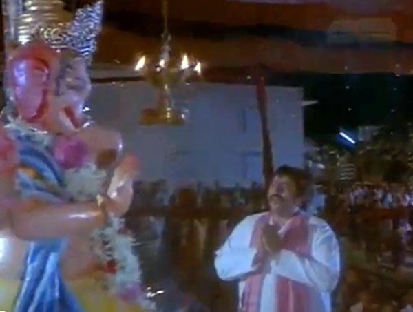 Ganesh Chaturthi song of the day: Deva ho deva Ganpati deva from Humse Badhkar Kaun