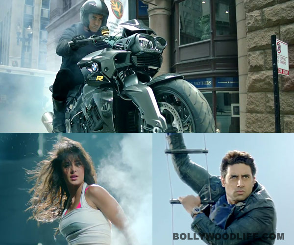 Dhoom:3 teaser: Aamir Khan, all the way!