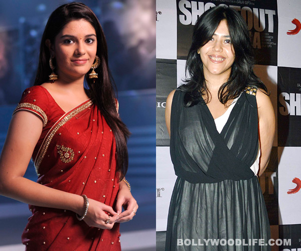 Pooja Gor to play Ekta Kapoor in Mujhe Pankh De Do