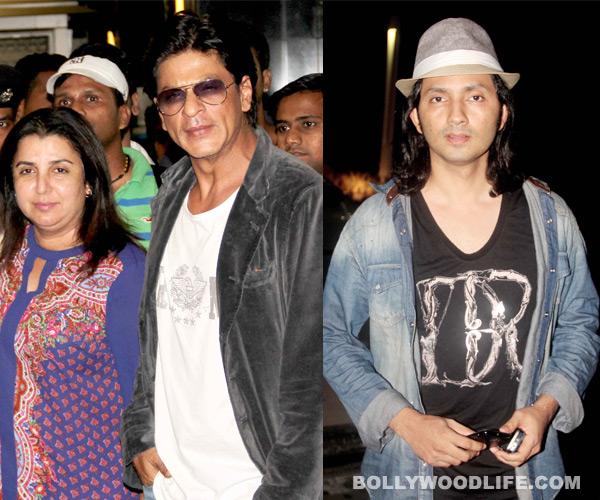 Have Shahrukh Khan and Shirish Kunder kissed and made up?