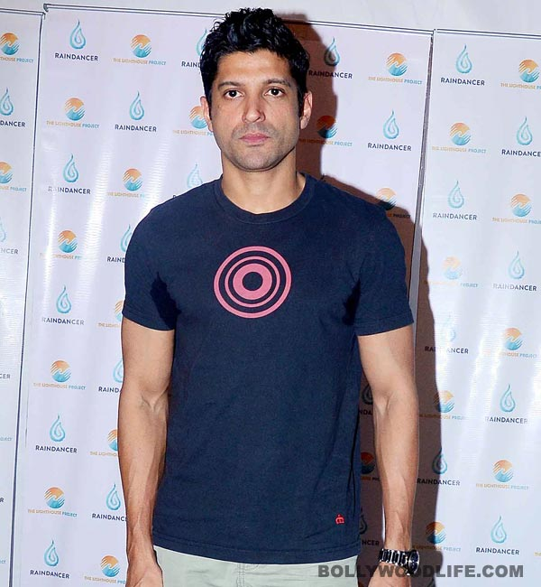 Who is Farhan Akhtar's role model?