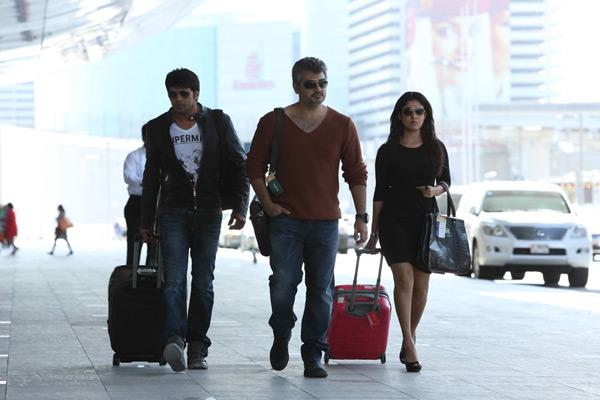 Arrambam trailer: Ajith's racy action-thriller!